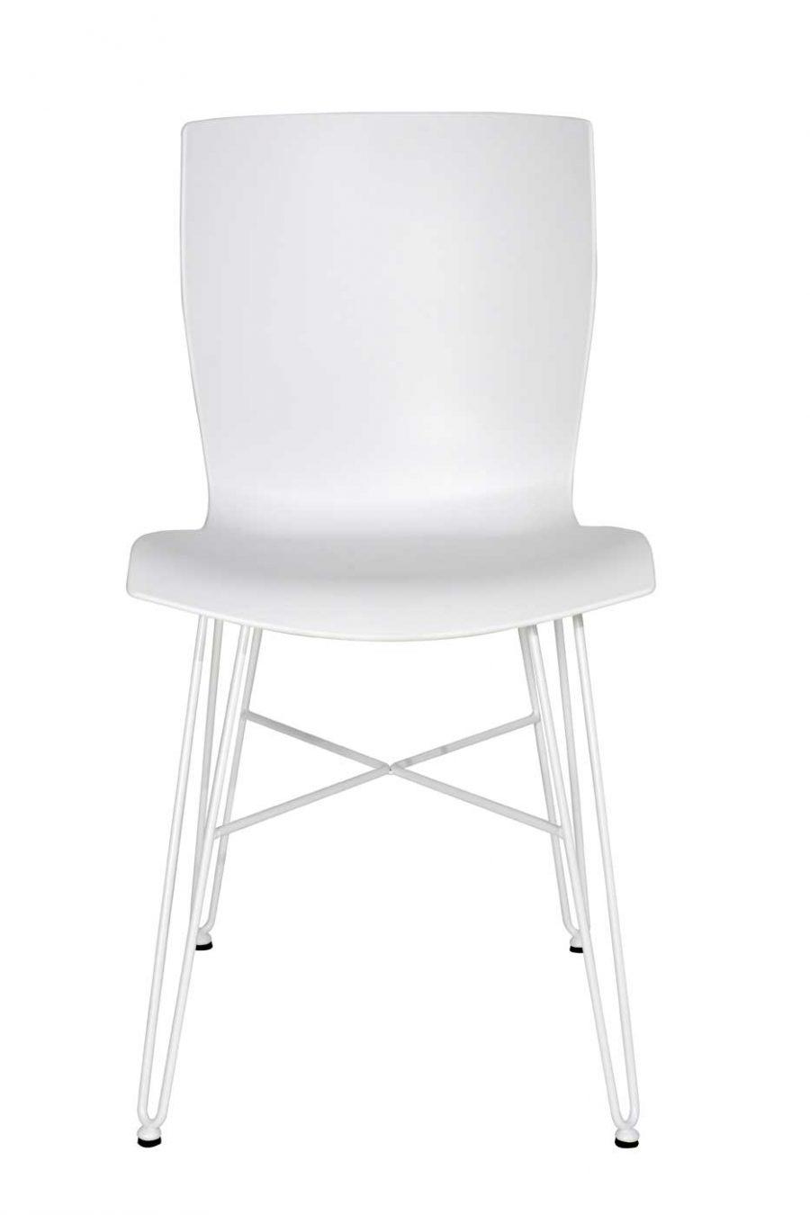 sedia bianca