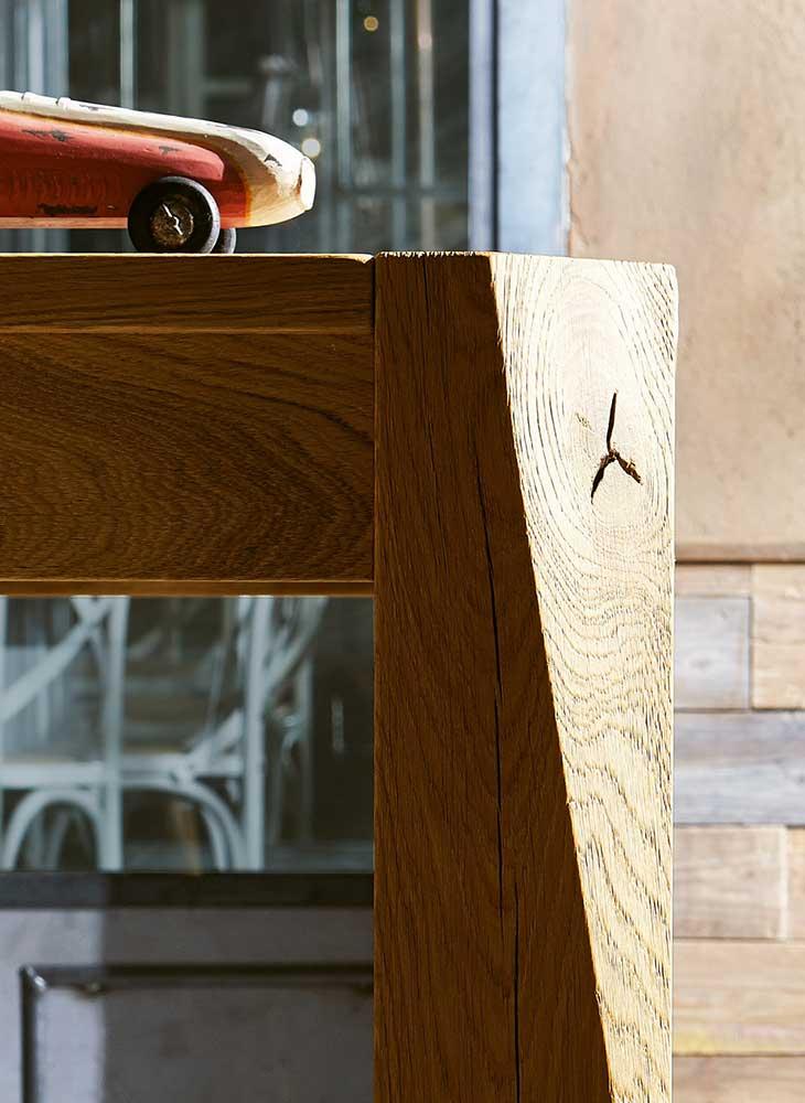 tavolo di legno