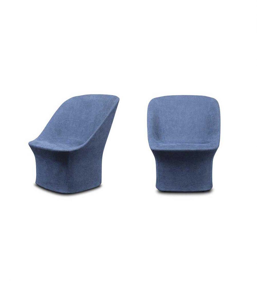 poltrone blu