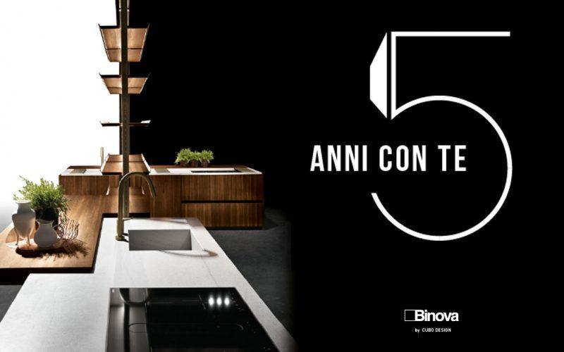 Cucine Binova – 5 Anni di Garanzia