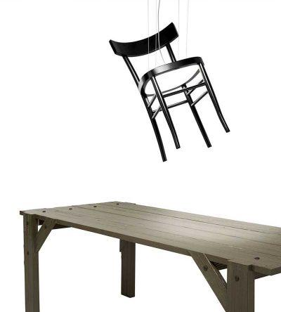 Lampada Chair