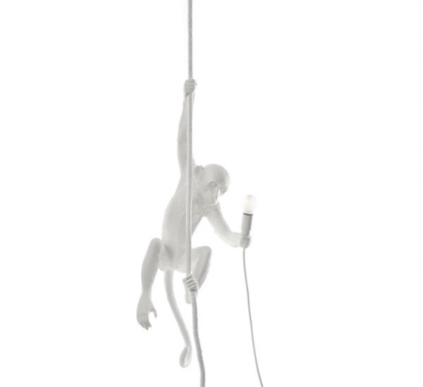 Seletti Monkey Lampada – Con corda Outdoor