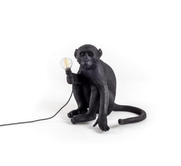 Seletti Monkey Lampada – Seduta Outdoor